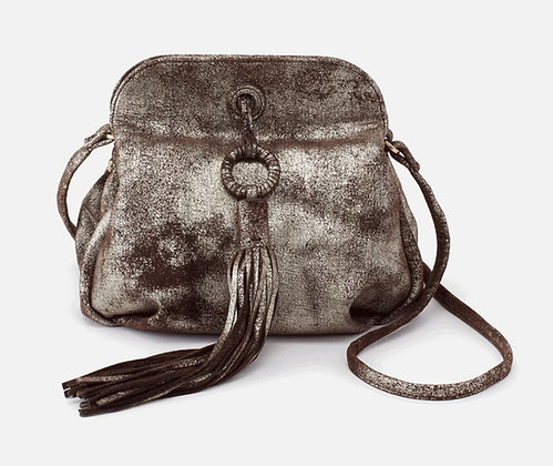 Hobo Birdy Crossbody Metallic leather
