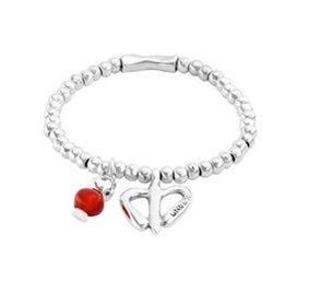 Uno de 50 Love Freedom Bracelet