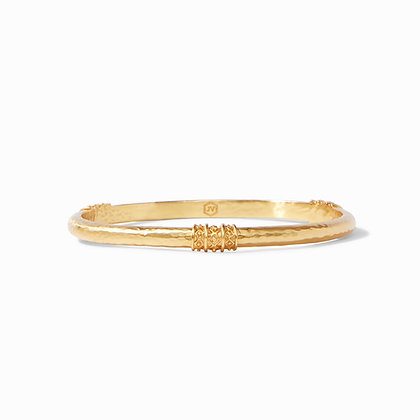 Julie Vos Catalina Gold Bangle