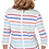 Thumbnail: FDJ Rainbow Stripe Knit Top