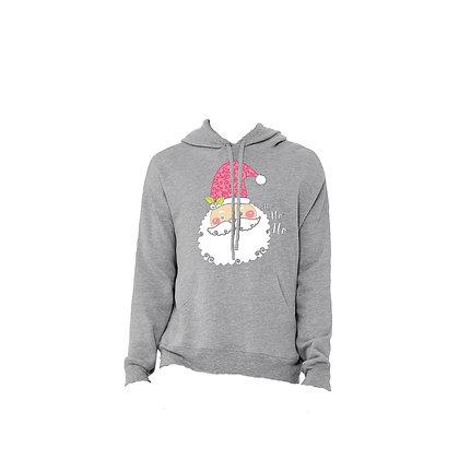 Santa Hoodie Sweatshirt