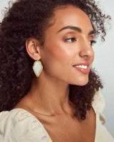 Kendra Scott Tessa Gold Drop Earrings