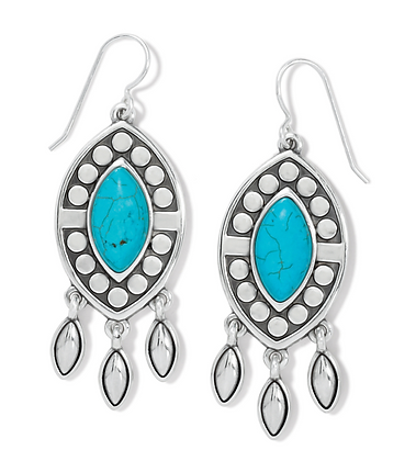 BRIGHTON Pebble Dot Dream French Wire Earrings