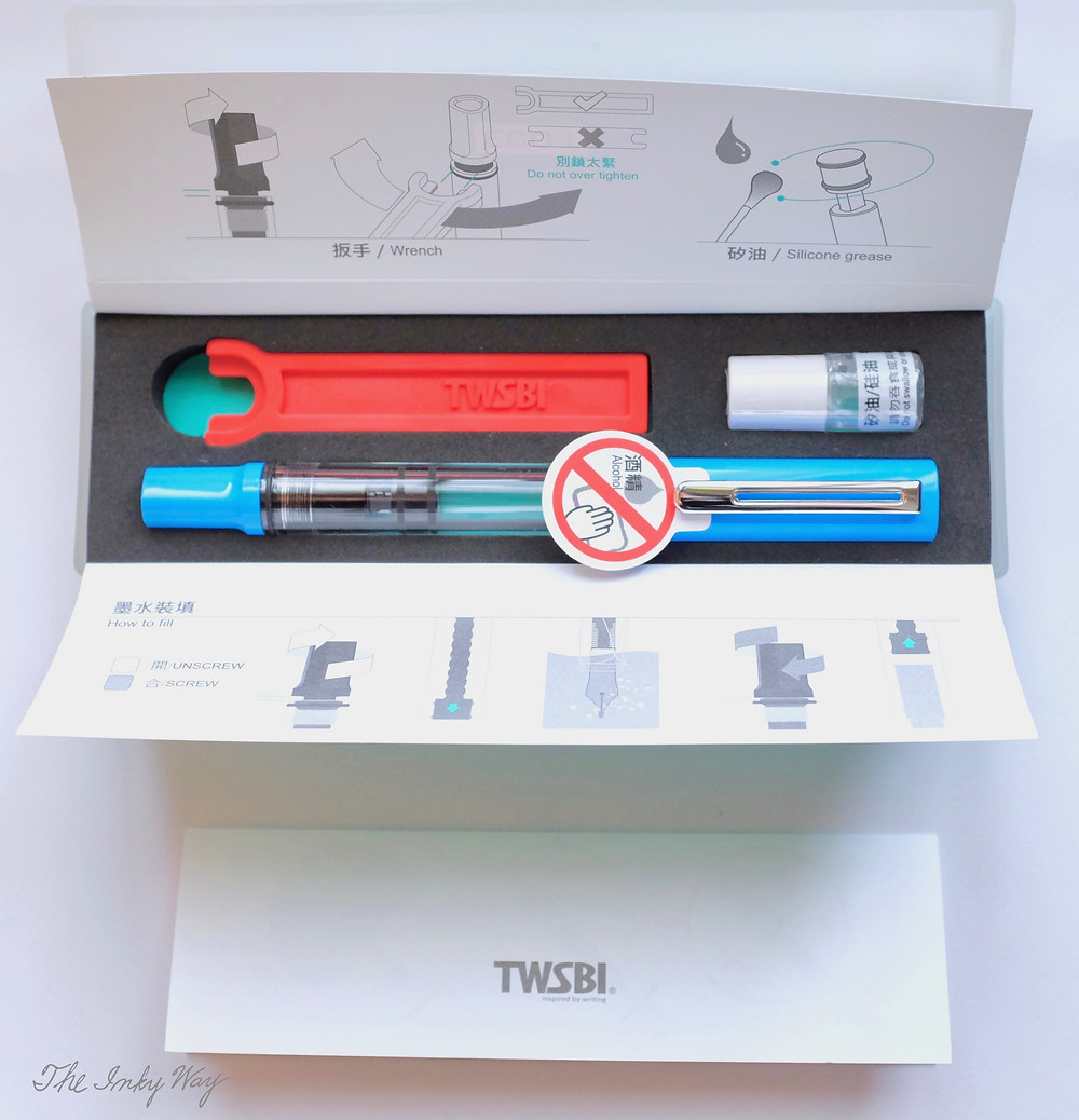 TWSBI Eco-T packaging