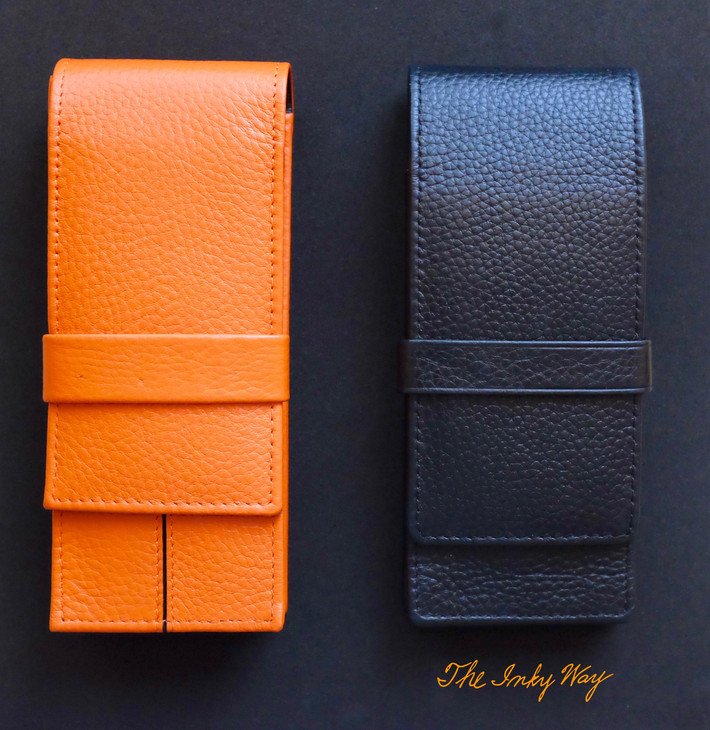 Review: Wancher Leather 3-pen Cases