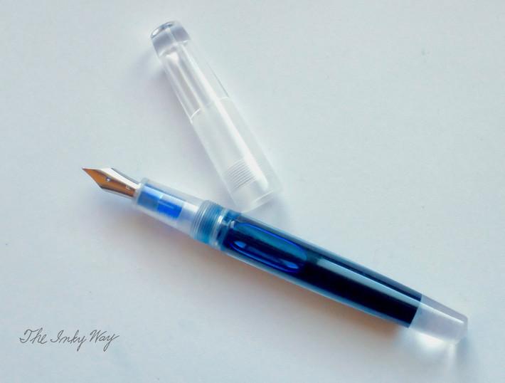 Review: Lecai Acrylic Eyedropper Fountain Pen