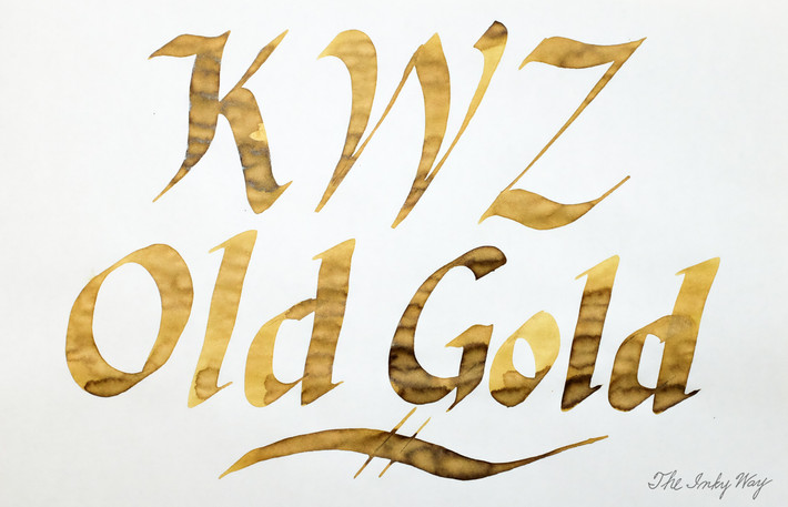Review: KWZ Old Gold