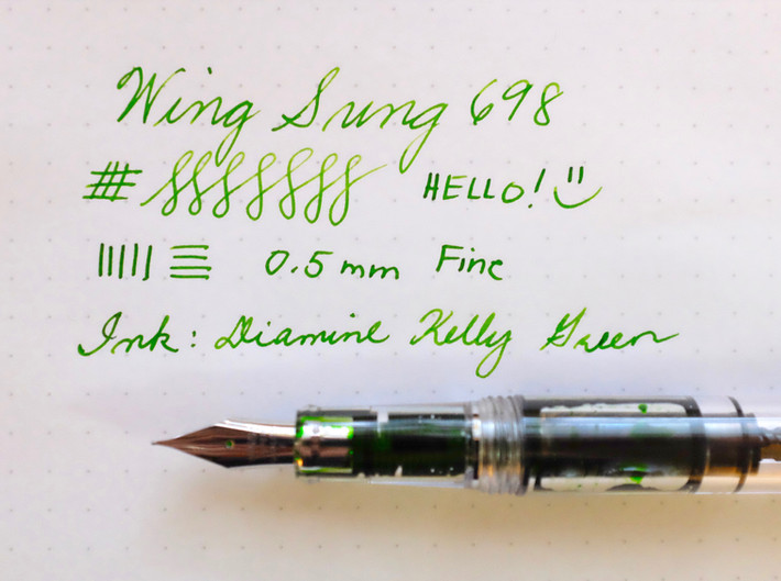 Review: Wing Sung 698