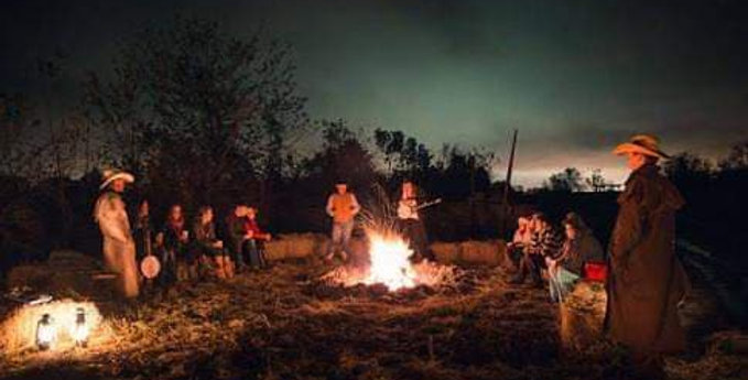Overnight Campout Ride