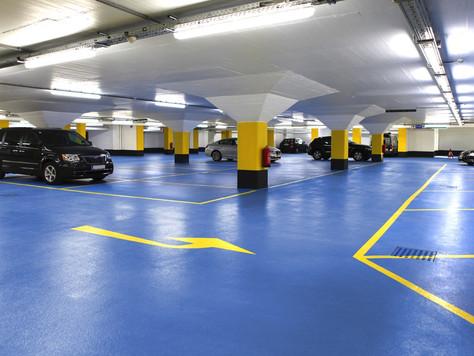 Neue Gedanken und Möglichkeiten über Parkhausbeschichtungen einst und jetzt