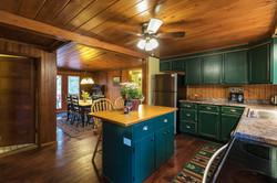 Rockcliffe Cottage Kitchen