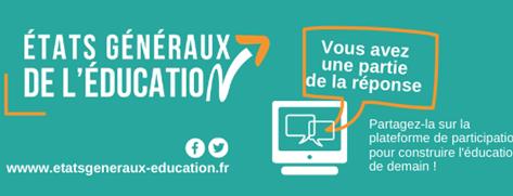 La ville de Marseille accueillera digitalement Les Etats Généraux de l'Education