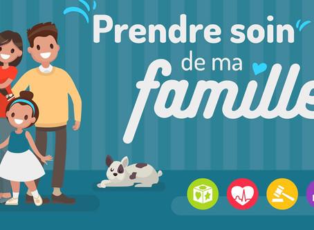 UNAF - Un compte facebook pour « Prendre soin de ma famille »