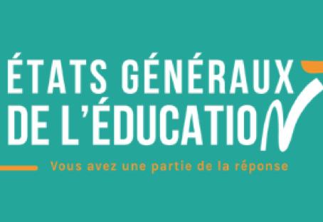 Retour sur la 3ème étape des États Généraux de l'Éducation à Bordeaux