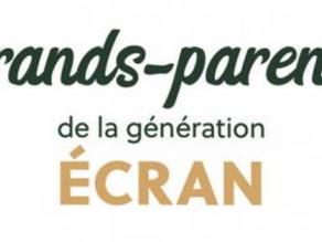 Livre : Grands-parents de la génération écran