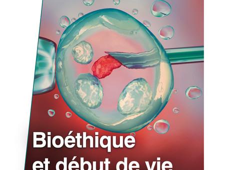 Bioéthique et début de vie
