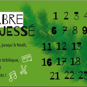 Avent L'arbre de Jessé : Un calendrier pour enfants et familles