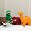 Thumbnail: My First Natural Rubber Diplodocus Teether and Bath Toy
