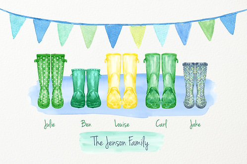 Family Boot Design
