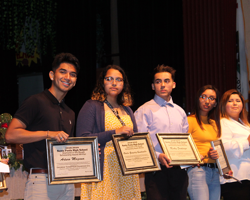 Senior Awards Night 2019