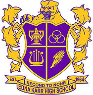 EDNA KARR High School