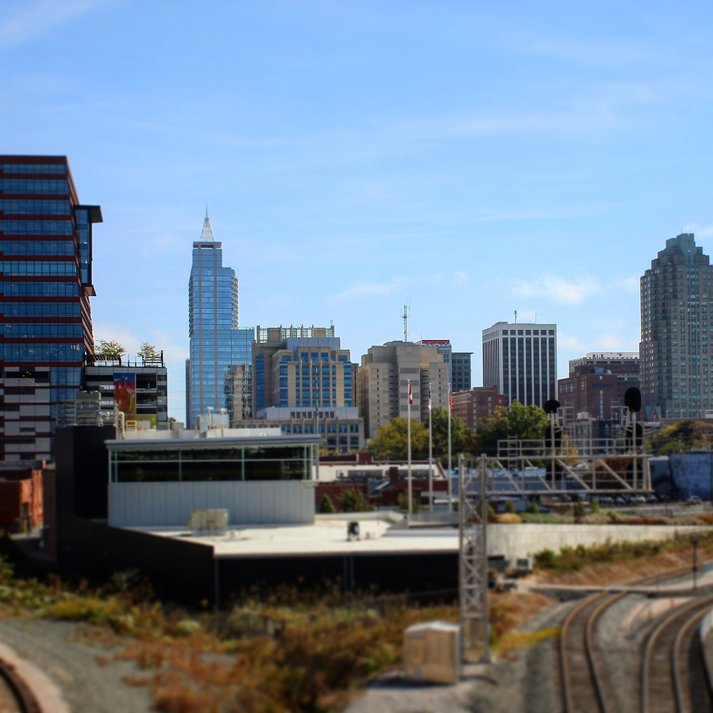 "Raleigh, NC - a ""mini metro"" that new residents from larger metropolitan areas now call home."