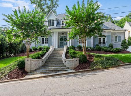 The Lake House | 2402 Lake Drive, Raleigh, NC 27609
