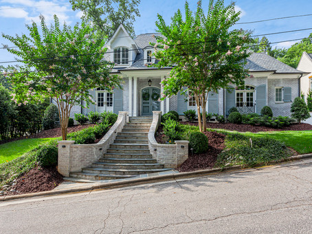The Lake House | 2402 Lake Drive, Raleigh, NC 27609