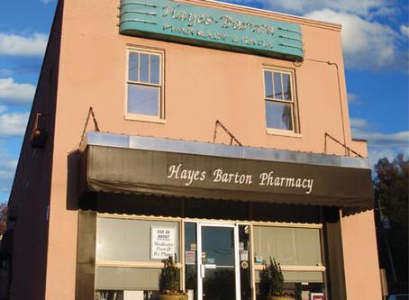 Small Business Spotlight: Hayes Barton Pharmacy