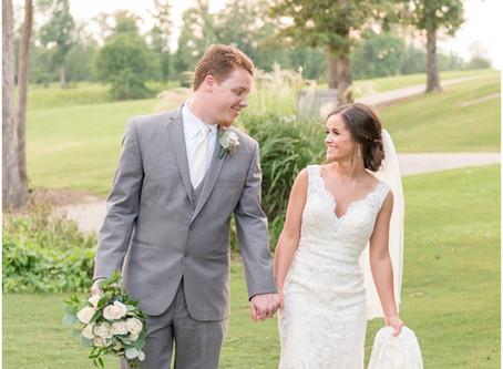 Destiny & Dalton   Golf Course Wedding