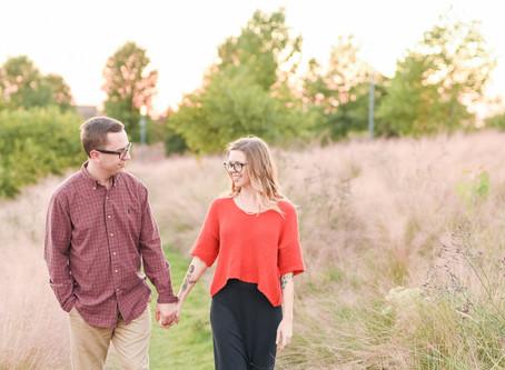 Juliana & Tyler | Birmingham Engagement