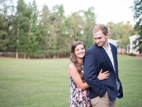 What to Wear for an Engagement Shoot