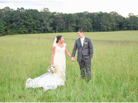 Courtney & Matthew | Military Farm Wedding