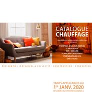 Catalogue DAIKIN chauffage