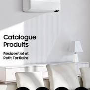 Catalogue SAMSUNG-air-air-climatisation-chauffage