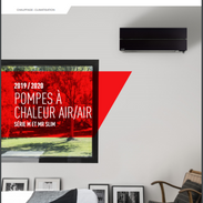 Catalogue Mirtsubishi Electric-air-air-climatisation-chauffage