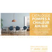 Catalogue DAIKIN-air-air-climatisation-chauffage