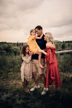 Family Portait Session, Family Photoshoot, Sunshine Coast Photographer