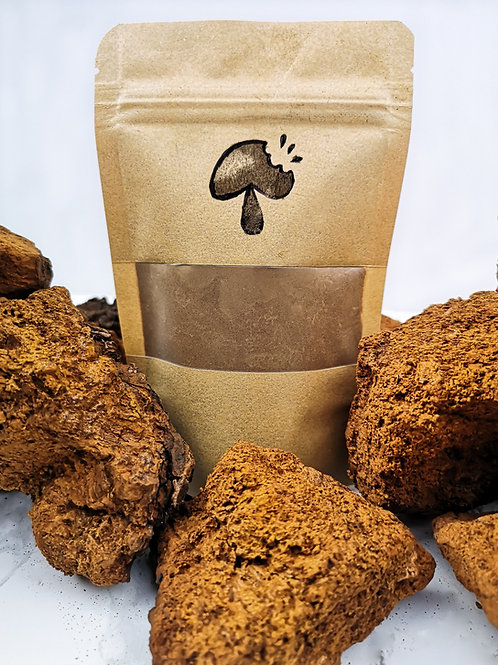 Chaga Mushroom Dual Extract