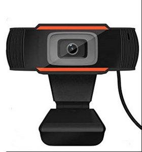 Web Cam HD 720p Com Microfone