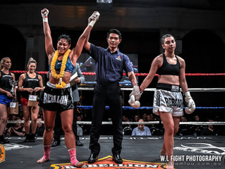 Rebellion Muaythai XI Results