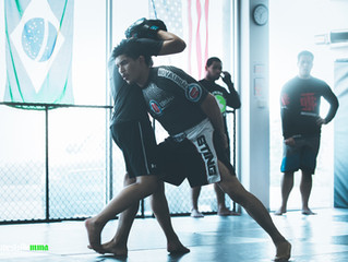 8 Ways An MMA Class Is More Than Just A Workout