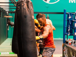 4 Things You Need To Know About Working The Heavy Bag In Boxing