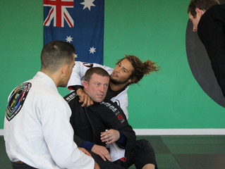 Tap or Nap! BJJ Chokes From a Doctor's Perspective