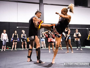 The Ultimate Guide To Holding Muaythai Pads