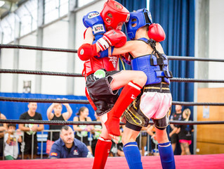A Parents Perspective - Muay Thai Australia National Championships - Gold Coast, February 2017