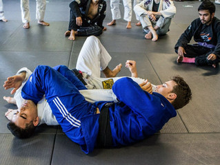 Six Basic Concepts Every BJJ White Belt Should Know