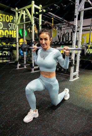Fitness Photography - Abby Pell