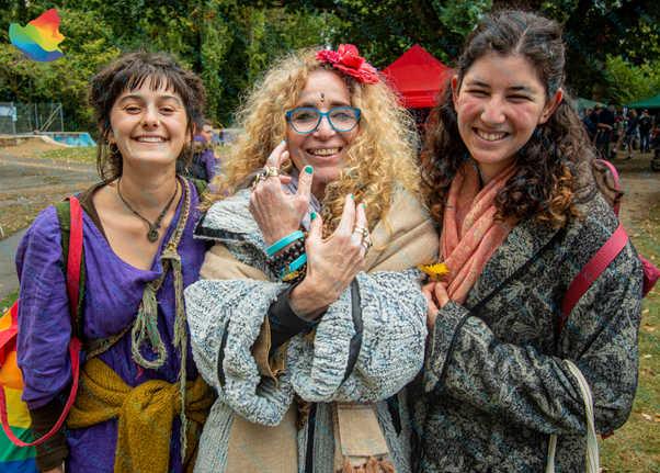 Festival Photography - Forest Row Festival