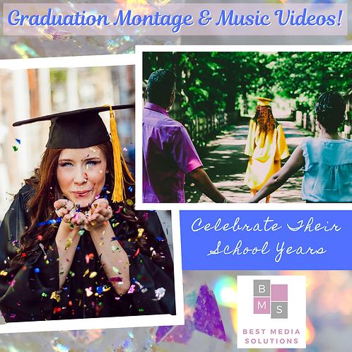 Graduation Picture Montage Special
